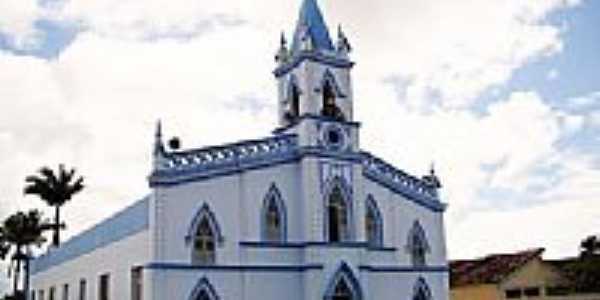 Matriz de São Francisco de Assis em Cristinápolis-SE-Foto:Vicente A. Queiroz