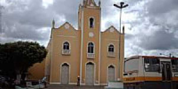 Igreja de São João Evangelista em Cumbe-SE-Foto:Sergio Falcetti