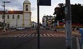 Est�ncia - Centro da cidade de Est�ncia-SE-Foto:marcelo barreto sobr�