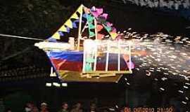 Estância - Estância-SE-Barco de Fogo-Foto:parabolicanews.blogspot.com
