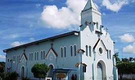Est�ncia - Est�ncia-SE-Igreja no Bairro Santa Cruz-Foto:Madson Cl�ber