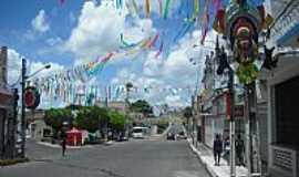 Estância - Estância-SE-Rua Capitão Salomão-Foto:CARLOS AUGUSTO SIQUE…