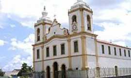 Est�ncia - Matriz de N.Sra.de Guadalupe em Est�ncia-SE-Foto:Vicente A. Queiroz