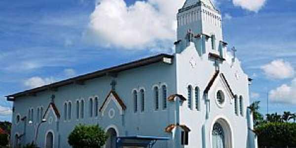Estância-SE-Igreja no Bairro Santa Cruz-Foto:Madson Cléber