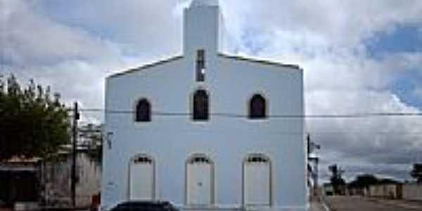Igreja em Feira Nova-Foto:Sergio Falcetti