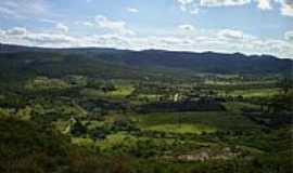 Novo Horizonte - Novo Horizonte-BA-Vista do Povoado de Tatu-Foto:povoadodotatu.