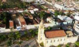 Frei Paulo - Vista a�rea da cidade de Frei Paulo (fotos de Carlos Magno,  fotos enviadas por S�rgio Morenno)