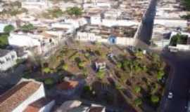 Frei Paulo - Vista a�rea da cidade de Frei Paulo (fotos de Carlos Magno, enviadas por S�rgio Morenno)
