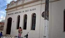 Frei Paulo - Prefeitura Municipal-Foto:Sergio Falcetti
