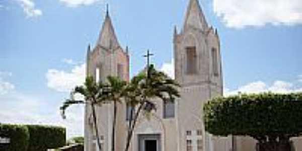 Igreja Matriz de N.Sra.da Piedade em Gracho Cardoso-SE-Foto:Vicente A. Queiroz