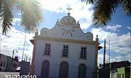 Indiaroba - Igreja Matriz do Divino Espírito Santo-Foto:Sergio Falcetti