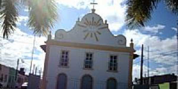 Igreja Matriz do Divino Esp�rito Santo-Foto:Sergio Falcetti