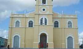Itabaianinha - Igreja Matriz de Itabaianinha-Foto:Marcelo J Teixeira
