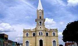 Itabaianinha - Igreja Matriz por Vicente A Queiroz