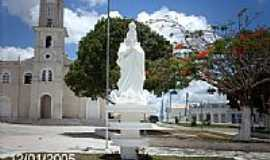 Itabaianinha - Imagem em homenagem à N.Sra.da Conceição-Foto:Sergio Falcetti
