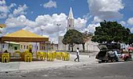 Itabaianinha - Praça em Itabaianinha-Se por edvaldo lage