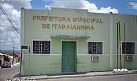 Itabaianinha - Prefeitura Municipal-Foto:Sergio Falcetti