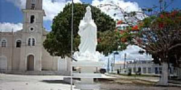 Imagem em homenagem à N.Sra.da Conceição-Foto:Sergio Falcetti