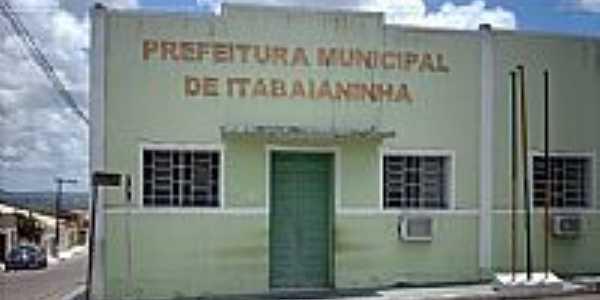 Prefeitura Municipal-Foto:Sergio Falcetti