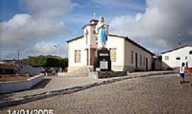 Itabi - Igreja de N.S.de Lourdes-Foto:Sergio Falcetti