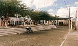 Itabi - Praça do centro-Foto:tiagoitabi