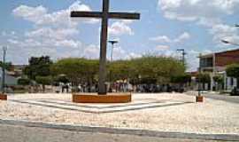Itabi - Praça do Cruzeiro-Foto:Amarildo Rezende