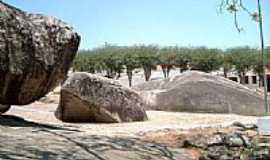 Itabi - Vista parcial da Pedra da Paciência-Foto:Amarildo Rezende