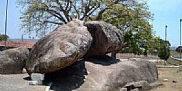 Pedra da Paciência-Foto:Amarildo Rezende