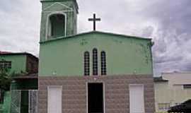 Inhapi - Igreja de N.Sra.do Rosário-Foto:Sergio Falcetti