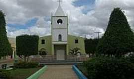 Novo Triunfo - Igreja Matriz-Foto:frankalsaber