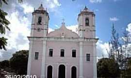 Japaratuba - Igreja de N.S.da Saúde-Foto:Sergio Falcetti