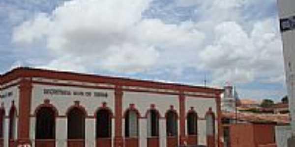 Secretaria Municipal de Obras-Foto:flavio1bc