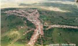 Japoatã - visão aérea, Por Eliane