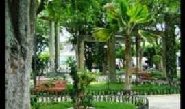 Lagarto - Vista parcial da Praça Dr Filomeno Hora, Por Hermon Anchieta