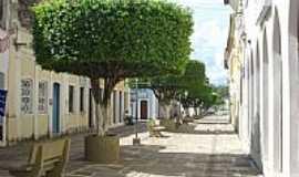 Laranjeiras - Cal�ad�o hist�rico no centro por Tito Garcez