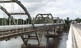 Laranjeiras - Ponte sobre o Rio Sergipe por marcio-andrei
