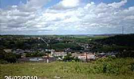 Laranjeiras - Vista parcial da cidade de Laranjeiras-SE-Foto:Sergio Falcetti