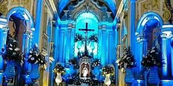 Igreja Matriz Padroeiro Sagrado Coração de Jesus