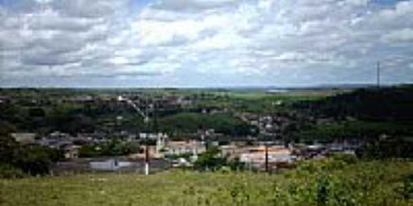 Vista parcial da cidade de Laranjeiras-SE-Foto:Sergio Falcetti