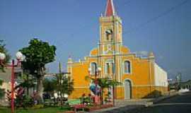 Macambira - Igreja Matriz-Foto:Rock Brito