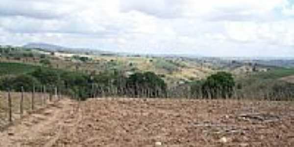 Vista da região de Malhador-SE-Foto:marcio_andrei