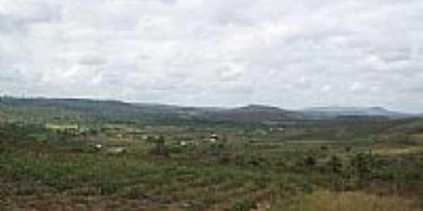 Vista panorâmica de Malhador-SE-Foto:marcio_andrei