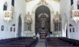 Maruim - Área interna da Igreja de N. Sr. dos Passos, Por Keizer