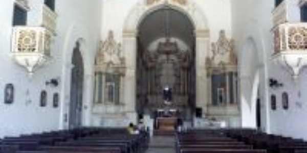 Área interna da Igreja de N. Sr. dos Passos, Por Keizer