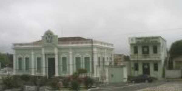 Prefeitura e Câmara Municipal de Maruim, Por Keizer