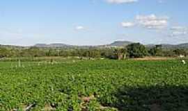 Moita Bonita - Vista da região de Moita Bonita-SE-Foto:Almeida Bispo