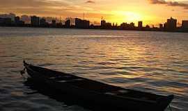Mosqueiro - Mosqueiro-SE-Fim de tarde na Barra-Foto:Álvaro Rocha