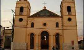 Mosqueiro - Mosqueiro-SE-Matriz de N.Sra.do Ó-Foto:ptdemosqueiro.blogspot.com