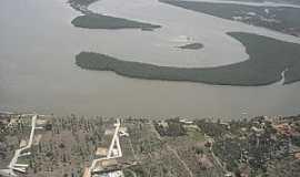 Mosqueiro - Mosqueiro-SE-Vista aérea-Foto:alexfiel