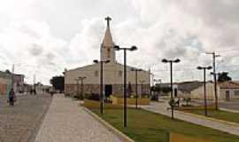 Nossa Senhora Aparecida - Praça e Igreja Matriz de N.Sra.Aparecida-Foto:joseanilton